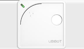 Temperatur-, Feuchte- und Lichtschreiber Ubibot WS1