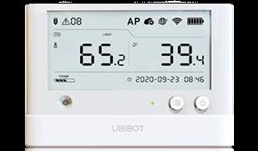 Temperatur- und Luftfeuchtigkeitsschreiber Ubibot WS1 Pro
