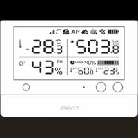 rejestrator temperatury iwilgotności Ubibot WS1 Pro