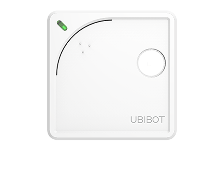 Datenlogger zur Messung von Temperatur, Feuchtigkeit und Licht UbiBot WS1
