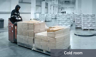 Monitorowanie temperatury i wilgotności w chłodni i mroźni