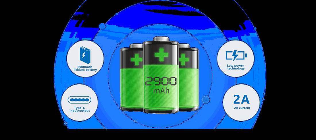 akumulator GS1 oduzej pojemnosci