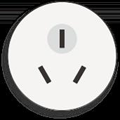 Australischer Standard-Stecker