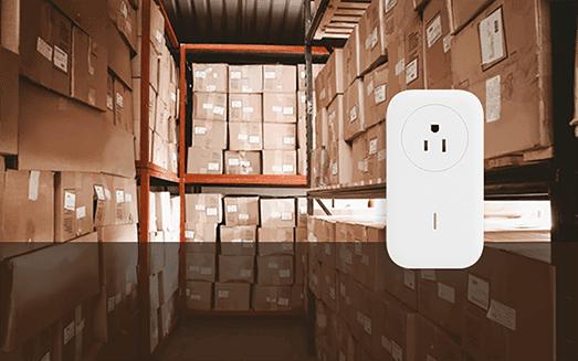 Automatische Beleuchtungssteuerung in Räumen