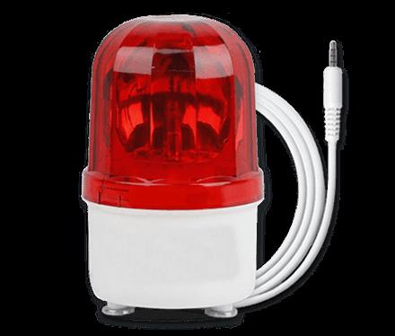 Ton und akustischer Alarm für GS1