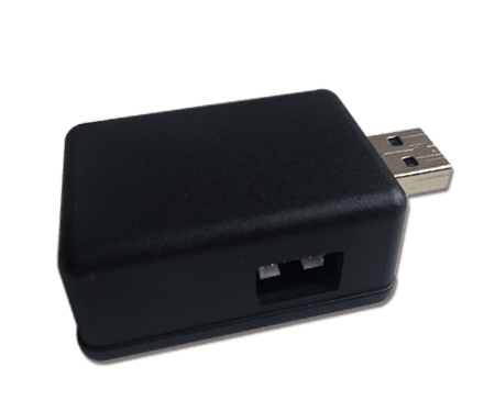 Adapter for calibration of UbiBot sensors with RS485 interface