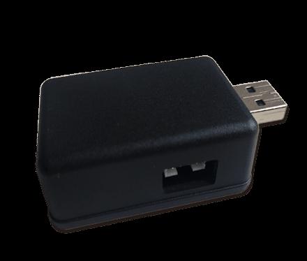 Adapter zur Kalibrierung von UbiBot-Sensoren mit RS485-Schnittstelle